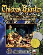Thieves' Quarter: A City Quarters Sourcebook