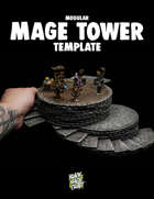 MAGE TOWER TEMPLATE