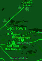 Retro-Future Cartography: Ishpeming