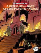 A15 The Hell Gate/A16 Dis Pater's Palace (5E adventures)