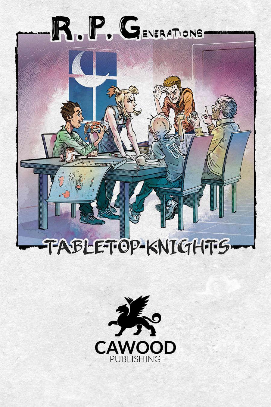 RPGenerations: Tabletop Knights