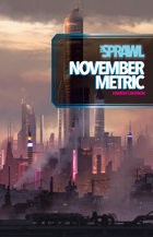 The Sprawl: November Metric