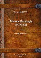 Gregorius21778: Fantastic Cornucopia [BUNDLE]