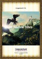 Gregorius21778: 20 Sacred Sites
