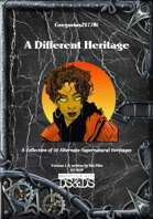 Gregorius21778: A Different Heritage