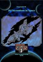 Gregorius21778: 20 Encounters in Space