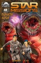 STAR MISSIONS - #8 Planet Nova (PORTUGUESE)