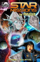 STAR MISSIONS - #11 - The Traveler