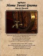 Home Sweet Gnome: Inn & Tavern