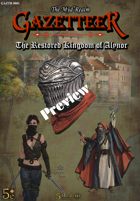 MÿdRealm Gazetteer Preview #1