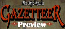 Gazetteer Preview