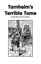 Tarnhelm's Terrible Tome
