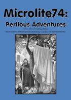 Microlite74: Perilous Adventures
