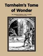 Tarnhelm's Tome of Wonder (No Art)