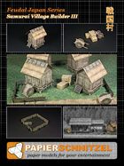Samurai Village Builder extras