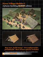 Norse Village Builder I BASIC EDITION SAXON
