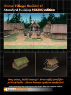 Norse Village Builder 2 BASIC EDITION VIKING