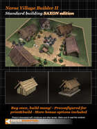 Norse Village Builder 2 BASIC EDITION SAXON