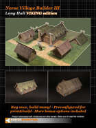 Norse Village Builder 3 BASIC EDITION VIKING