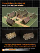 Norse Village Builder 3 BASIC EDITION SAXON