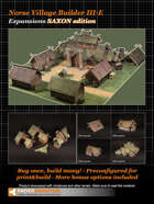Norse Village Builder 3E BASIC EDITION SAXON