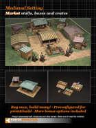 Medieval Market Set