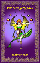 The Fairy Spell Book