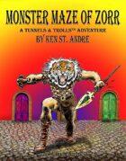 The Monster Maze of Zorr