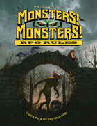 Monsters!Monsters! 2nd Edition