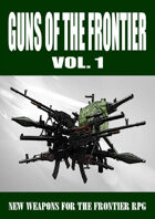 Guns of the Frontier vol. 1