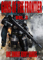Guns of the Frontier vol. 3