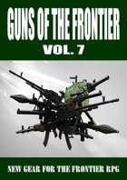 Guns of the Frontier vol. 7