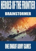 Heroes of the Frontier - Brainstormer