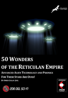 TSAO: 50 Wonders of the Reticulan Empire
