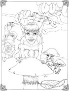 Meadowshire Free Coloring Page #5