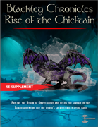 Blackleg Chronicles - Rise of the Chieftain- BL-3