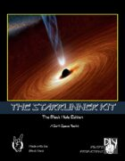 The Starrunner Kit- The Black Hole Edition: A Sci-Fi Space Toolkit