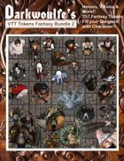 Darkwoulfe's Fantasy RPG Tokens - Set 2 [BUNDLE]