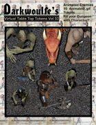 Darkwoulfe's Token Pack Vol52 - Animated Enemies - Pack 1