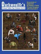 Darkwoulfe's Token Pack Vol53 - Scoundrels of Saltmarsh -1