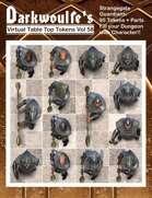 Darkwoulfe's Token Pack Vol58 - Strangegate Guardians