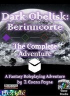 Dark Obelisk 1: Everything PDF (Pathfinder) [BUNDLE]