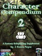 Character Compendium 2 (Pathfinder)
