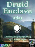 Druid Enclave: Atlas (Unisystem)