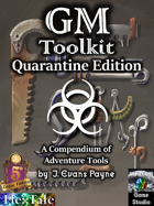 DM's Toolkit, Quarantine Edition for 5E [BUNDLE]