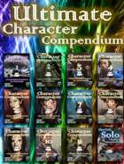 Ultimate Character Compendium: Digital Bookshelf (Pathfinder)