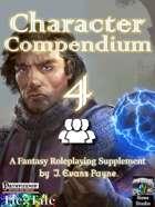 Character Compendium 4 (Pathfinder)