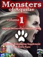 Monsters of Aquilae (5E/Fifth Edition)