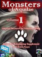 Monsters of Aquilae (OSR)