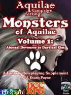 Monsters of Aquilae (Dungeon Crawl Classics/DCC)